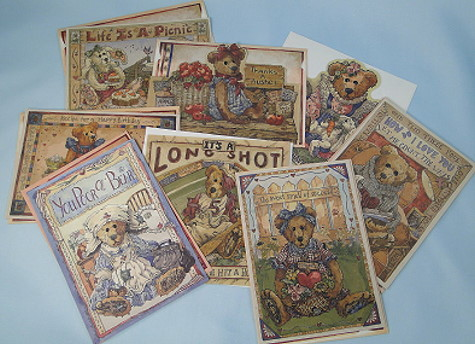 Set of Boyds Greeting Cards at www.collectiblesrome.com